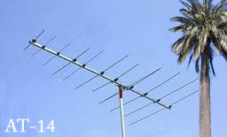 antena de tv rural mod. at-14